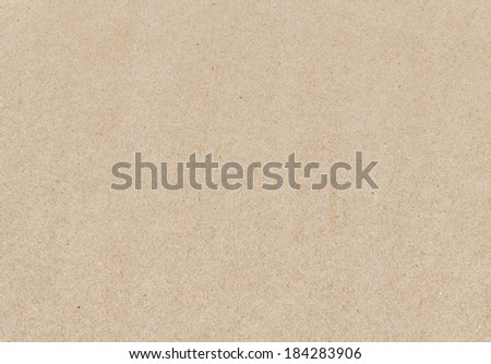 brown paper detail for background  - stock photo
