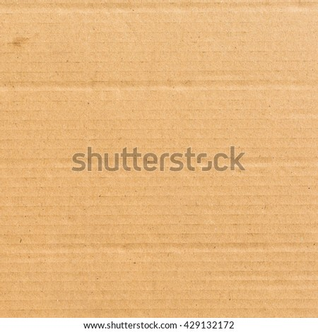 brown paper texture as background.