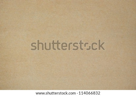brown  paper  texture for background - stock photo
