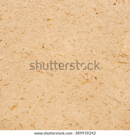 Brown Paper Texture. Mulberry paper texture background. - stock photo
