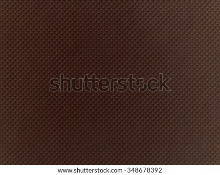 Brown paper texture useful as a background - stock photo
