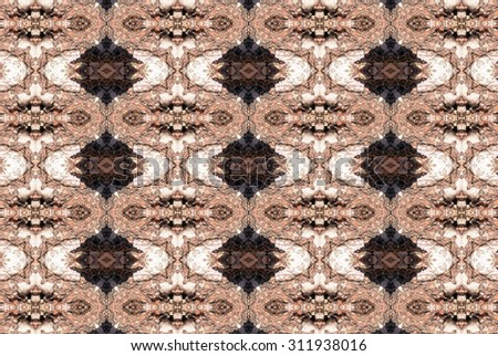 brown pattern, abstract background ,photo - stock photo