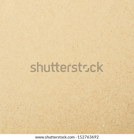 brown recycled paper texture background - stock photo