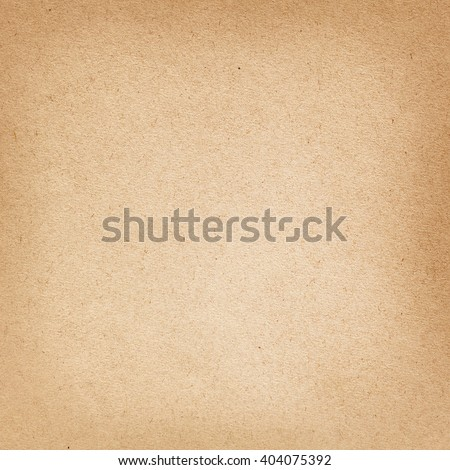 brown  rough paper  background - stock photo