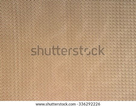 brown sheet rubber for craft or background