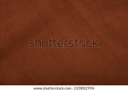 brown suede chamois texture, fluffy and soft background texture