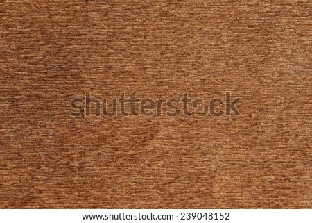 Brown suede closeup background  - stock photo