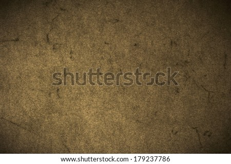 Brown textured paper background./Brown textured paper background. - stock photo