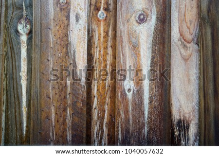 brown vertical wood planks good for background use