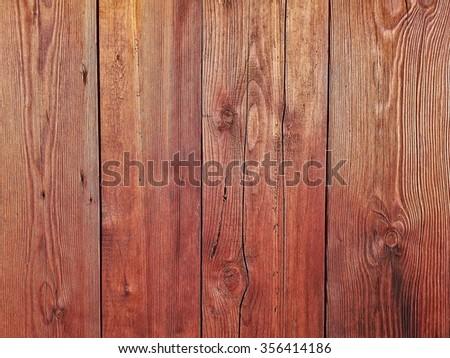 brown wood - stock photo