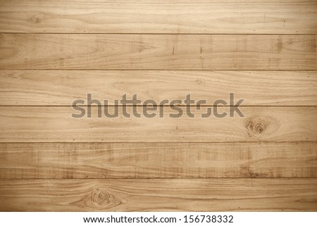 Brown wood planks texture background wallpaper - stock photo
