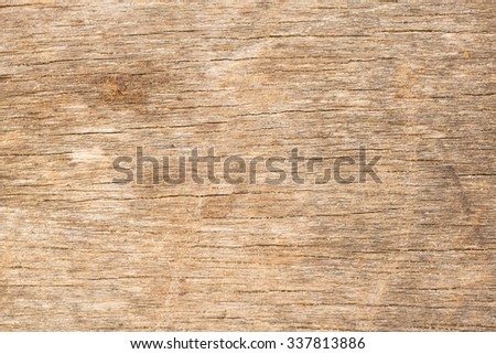 Brown wood texture. Abstract background - stock photo