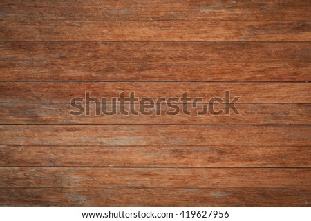 Brown wooden background and texture, stock photo - stock photo
