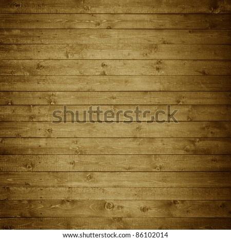 brown wooden panels - stock photo