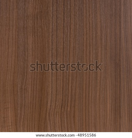 Brown wooden surface - stock photo