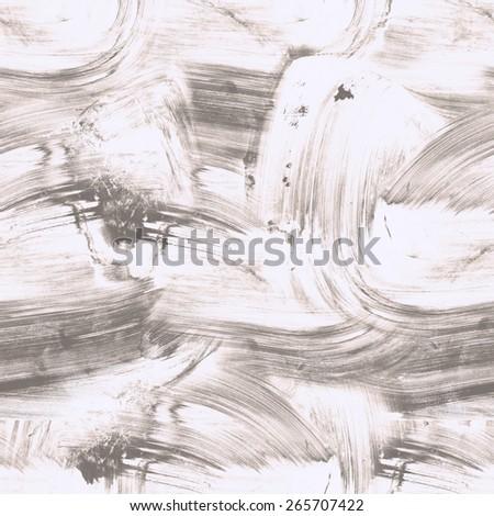 Brush strokes seamless background - stock photo