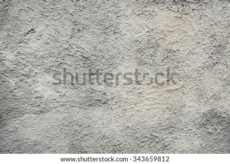 Brushed concrete texture background. Vintage effect. - stock photo