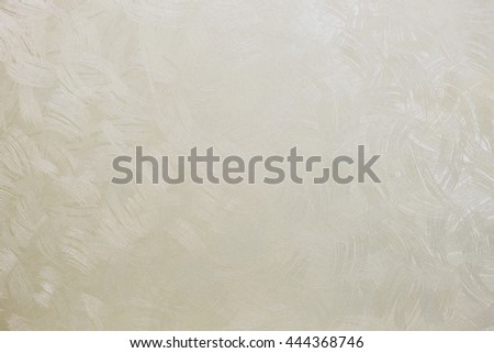Brushed Cream wall texture - dirty background - stock photo