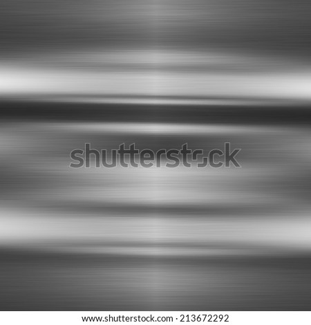 brushed metal structure closeup linear - stock photo