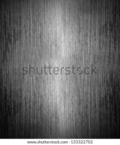 Brushed metal texture background - stock photo