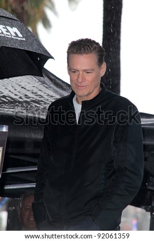 Bryan Adams  at Bryan Adams Star on the Walk of Fame Ceremony, Hollywood , CA. 03-21-11