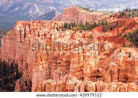 Bryce Canyon National Park is a National Park located in southwestern Utah in the United States.