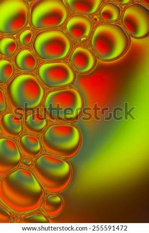 Bubbles - stock photo