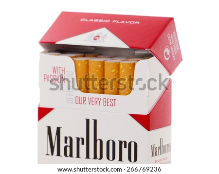 Delivery of cigarettes Lambert Butler in United Kingdom