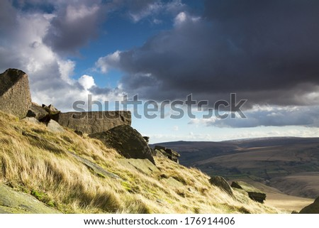 Buckstone edge calderdale west yorkshire