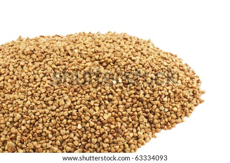 Buckwheat isolated