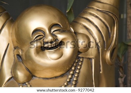 Buda - stock photo
