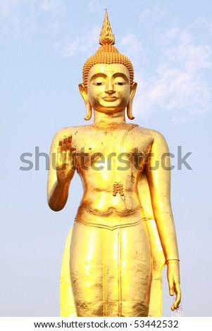 Buddha image - stock photo