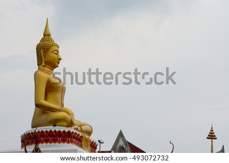 Buddha is revered in Thailand.