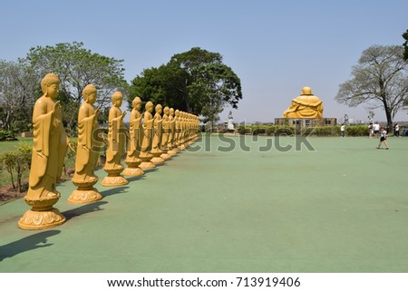Buddhist Temple in southern Brazil