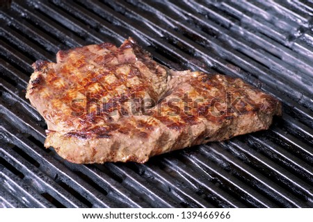 Buffalo meat - Top Sirlioin Steak