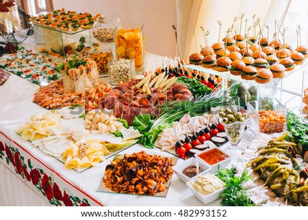 Buffet Table Stock Images Royalty Free Images amp Vectors