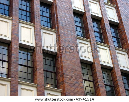Building Abstract 2 - stock photo