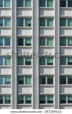 building backgrouind - stock photo