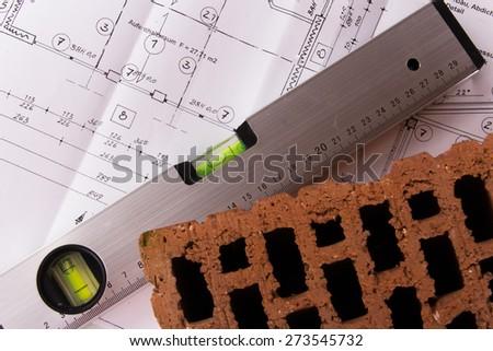 Building design - stock photo