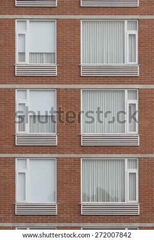 windows on outside apartment stock photo 298847735 - shutterstock