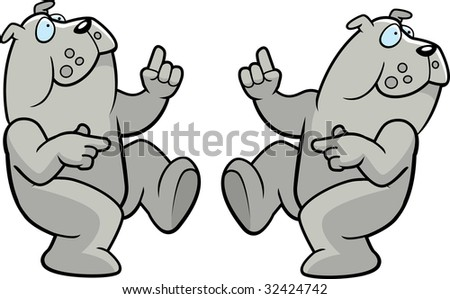 Dancing Rhino Stock Illustration 16725094 - Shutterstock