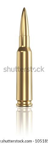 Bullet - stock photo