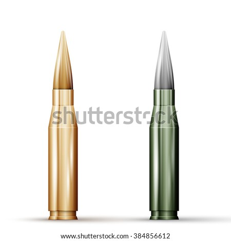 Bullet icons set isolated on white background.
