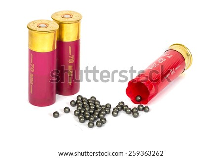 Bullet shells  - stock photo