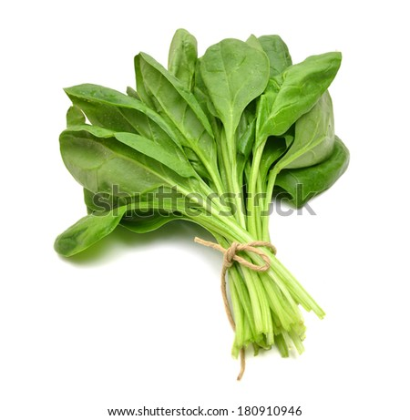 Bunch of spinach Stock Photos, Bunch of spinach Stock ...