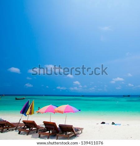 Bundhaya resort Koh Lipe Thailand - stock photo