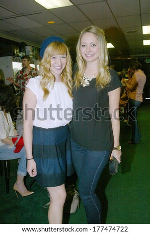 sarah stouffer and allison mcatee
