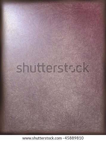 Burgundy background gallery view - stock photo