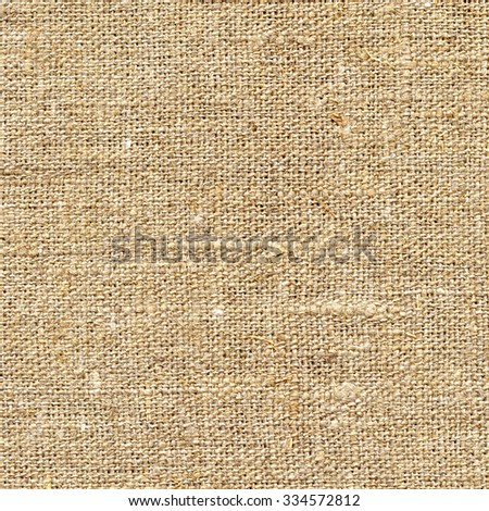 Burlap background. Texture of canvas - stock photo