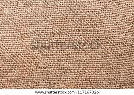 Burlap Texture - stock photo